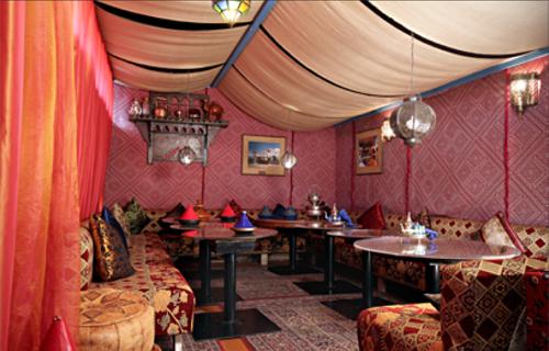 Private Rabat Room. & Sultanu0027s Tent A Calgary Moroccan Restaurant
